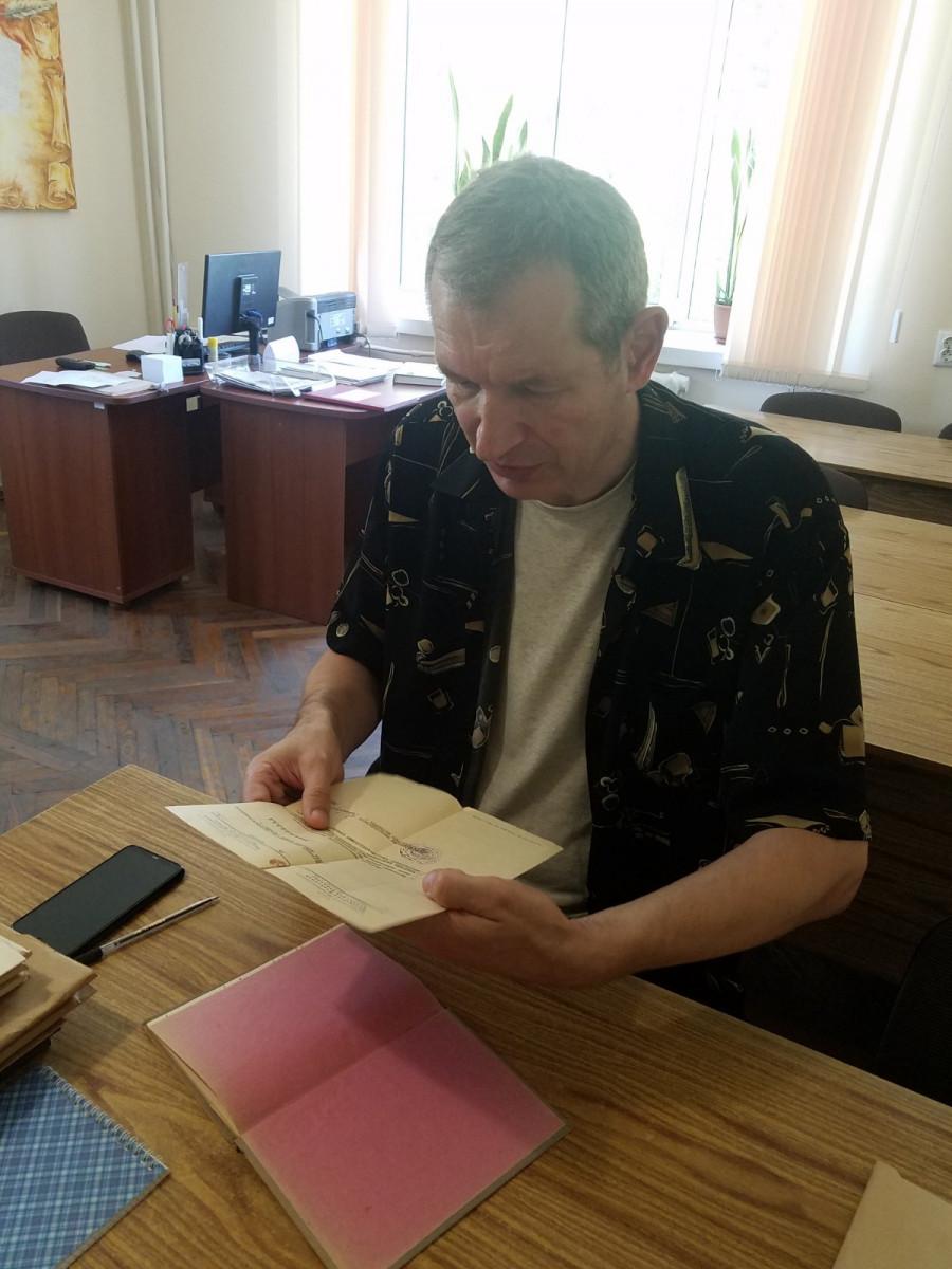 Государственная служба управления документацией и архивами Приднестровской Молдавской Республики Фонды личного происхождения – в помощь исследователям Новости